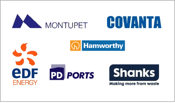 Industrials & Clean Technology, Montupet, Covanta, Hamworthy, EdF Energy, PD Ports, Shanks